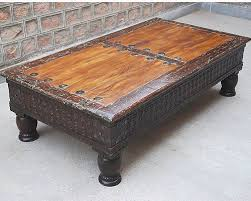 rustic furniture coffee table. rustic coffee table trunk tables square shape furnish furniture