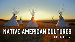 Native American Cultures Apush Notes Period 1