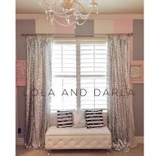 Silver Curtains For Bedroom Custom Initial Black And White Striped Pillow With Gold Sparkle 18
