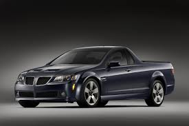 2010 Pontiac G8 ST Compact Pickup Considered For Cancellation