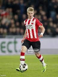 Oleksandr Zinchenko of PSVduring the Dutch Eredivisie match between... News  Photo - Getty Images