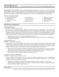 warehouse worker resume samples eager world inside warehouse worker resume objective examples 14246 sample resume for process worker