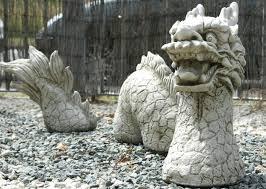creative garden dragon statue statues canada unusual ornaments