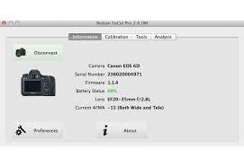 Canon Af Micro Adjustment Software Zegoo