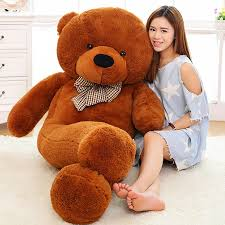 Send 5 Feet Teddy Bear To Philippines   Buy in