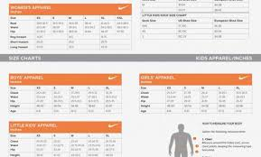 Adidas Children S Shoes Size Chart 49 Circumstantial Nike Kids Sizing Chart