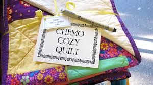 Chemo Cozy Quilts - YouTube & Chemo Cozy Quilts Adamdwight.com
