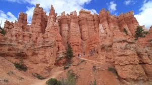 queens garden trail hike bryce canyon national park