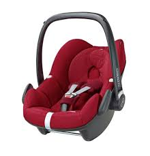 maxi cosi pebble robin red