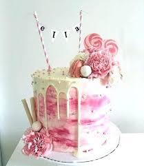 Birthday Cakes For Teen Girls Cake Ideas More Simple Teenage Girl