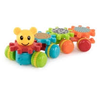 Развивающая <b>игрушка Happy Baby</b> Mechanix Train — Развитие ...