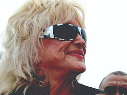 Linda Vaughn: An American Classic | SPEED SPORT