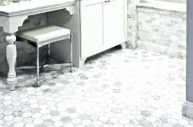 carrara marble hexagon tile floor mosaic tiles kitchen honed bianco