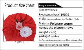 American Rose Size Chart Newborn Photo Props Flower Cute Christmas Deer Baby Hats Cartoon Baby Boy Girl Cap Infant Accessories