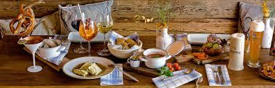 Speisekarte Dinner Almresi Metzingen