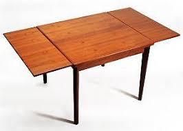 teak wood table. Vintage Teak Furniture Wood Table W
