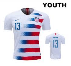 Replica Morgan Kids 19 Usa Alex Jersey 2018 Youth Soccer dcbcddfff Buy Nfl Jerseys Cheap Wholesale Lions Lock Up Linebacker Tulloch