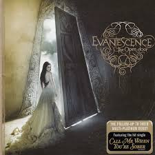 <b>Evanescence - The Open</b> Door (2006, CD) | Discogs
