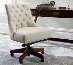tufted desk chair. Hayes Tufted Swivel Desk Chair 9