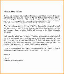 graduate re mendation letter samples sample re mendation letter for graduate school2