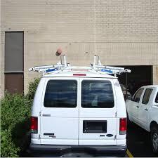 Prime Design Van Ladder Ergorack Double Drop Down Ladder Rack For Ford Econoline