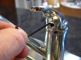 hex key to undo mixer handle grub