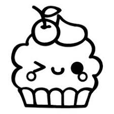 cupcake drawing black and white. Fine White Cupcake Drawing Black And White  Google Search With Cupcake Drawing Black And White N