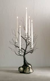 Wire tree candle holder simple DIY project=something like that