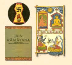 this is utkarsh speaking part ra ana from the jain texts according to ak ramanujan s essay the jain texts disregard the fantastic elements of valmiki s version of ra ana here the epic starts the raising