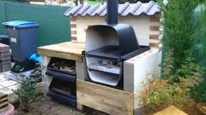 Cuisine Fabrication Barbecue Maison Construire Un Barbecue Fixe