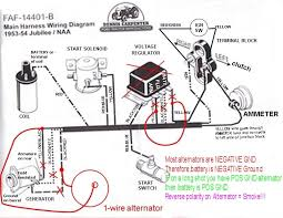 wiring diagram for 1953 ford jubilee wiring diagram schematics jubilee wiring ford forum yesterday s tractors