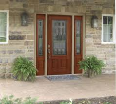 Decorating wood front entry doors with sidelights images : Exterior Side Entry Doors • Exterior Doors Ideas