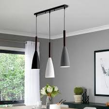 modern 3 pendant lighting nordic