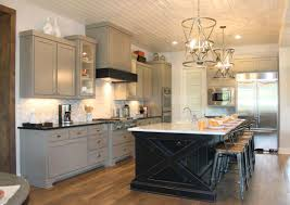What Color Should I Paint My Kitchen With White Cabinets Grey Decor