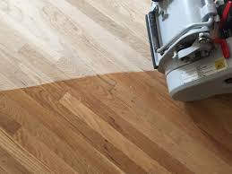 oak hardwoo wood floor refinishing