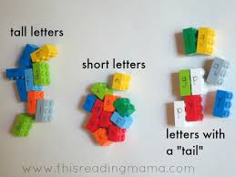 Free printable phonics workbooks, phonics games, worksheet templates, 100s of images for worksheets and more. Spelling With Lego Letters And How To Make Your Own