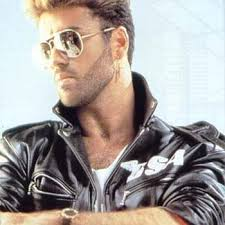 young george michael 80s. Brilliant Young George Michael Short Boxed Beard Inside Young 80s