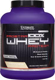ultimate nutrition prostar whey 5 lb chocolate shaker free