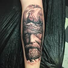 95 Best Viking Tattoo Designs Symbols 2019 Ideas