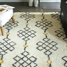 west elm carpets new wool rug ivory slate of ikat textured lovely links 9 frost links wool rug frost gray west elm ikat blue
