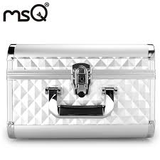conner 2016 msq brand new professional makeup cases aluminum specialty cosmetic bag makeup box whole free