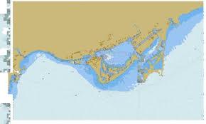 Toronto Harbour Marine Chart Ca_ca573008 Nautical