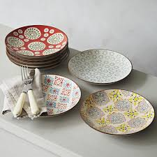 mix and match these lovely boho side plates in with your existing