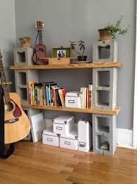 concrete block furniture ideas. Red Cinder Block Concrete Furniture Ideas
