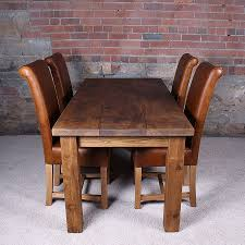 Outstanding Solid Wood Kitchen Table Marvelous Decoration Oak With - Solid wood dining room tables