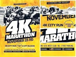 Fun Run Certificate Template Download Marathon Certificate Template Winner Finisher