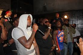 Live: Rick <b>Ross</b> And His Crew Pack The Backyard At Alife | Village ...