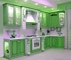 Kitchen: Green Kitchen Cabinets Painted As Modern Kitchen Completed With  Another Furniture For Your Kitchen Beautification 52 Awesome Green Kitchen  Cabinets ...