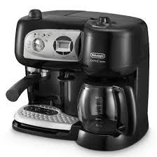 See how easy it is to make authentic espresso and cappuccino at home or at work with a de'longhi pump espresso coffee machine. Delonghi Bco 264 Cafe Nero Combo Coffee And Espresso Maker 220v