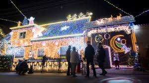 Department 56 City Lights Christmas Trimmings Christmas Decorations Around The World Cnn Travel